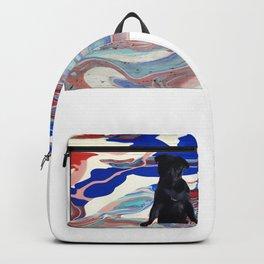 Melt pug Backpack