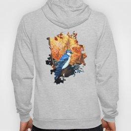 Blue Jay Life Hoody