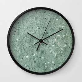 Jade Rock Sand Wall Clock