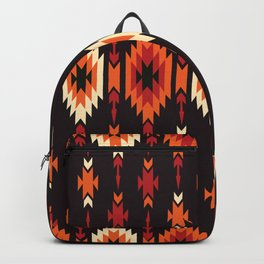 American Native Pattern No. 172 Backpack