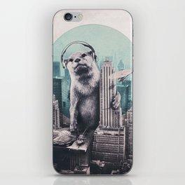 DJ iPhone Skin