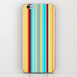 Stripes-024 iPhone Skin