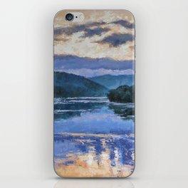 Potomac Sunset iPhone Skin