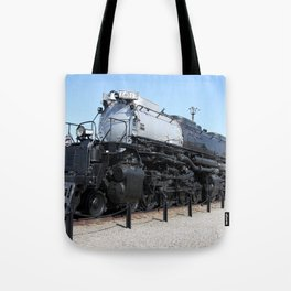 Union Pacific Big Boy Tote Bag