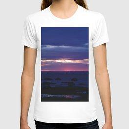 Purple Glow at Sunset T-shirt