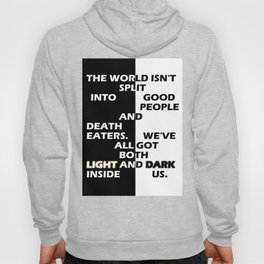 Good People and Death Eaters Hoody