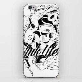 InkLife iPhone Skin