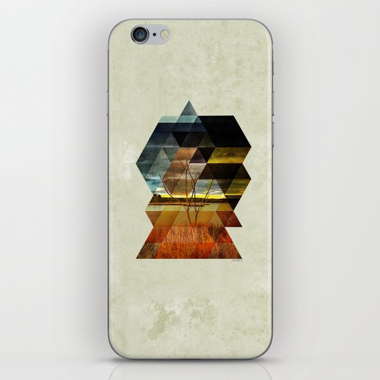 rmyx^gyld^stylk iPhone & iPod Skin