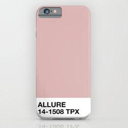 allure iPhone Case