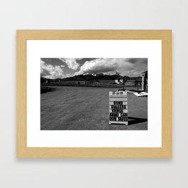 whatever you need. Framed Art Print