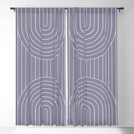 Arch Symmetry XXII Blackout Curtain