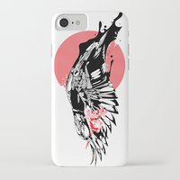 hustle iPhone & iPod Cases featuring hustle by KUI29