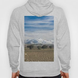 Andalusian landscape Hoody
