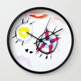 F A C E Wall Clock