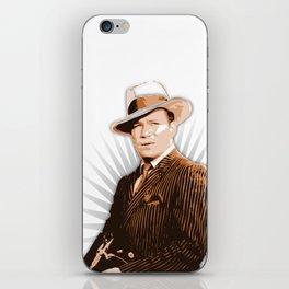 Kirk G iPhone Skin