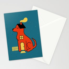 DogHouse Stationery Cards