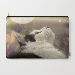 The Oreo Cat: Fall Carry-All Pouch