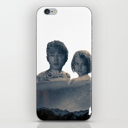 Glenn and Maggie TWD iPhone Skin