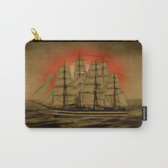 Set Sail - 001 Carry-All Pouch