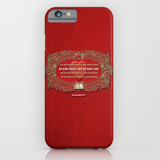 Heart and Soul iPhone & iPod Case