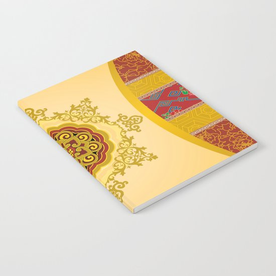 Mooncake Wrap Notebook