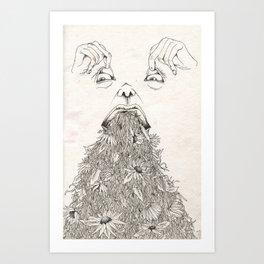 Devoured Concepts Art Print
