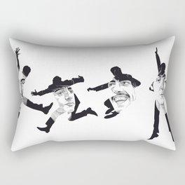 Fab4 Rectangular Pillow