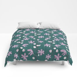 Floral Melody Comforters