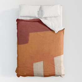Вол и Bода (Ox and Water) Comforters