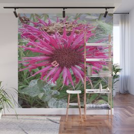 A Thorny Party Wall Mural