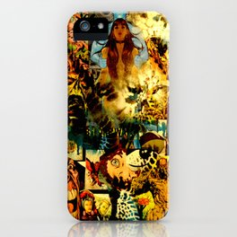 AJ iPhone Case