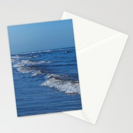 North Sea Waves Stationery Cards