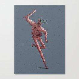 Pagan Dog #1 Canvas Print