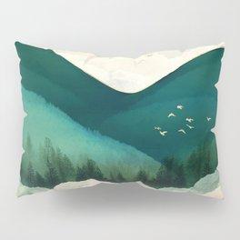 Emerald Hills Pillow Sham