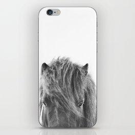Pony iPhone Skin
