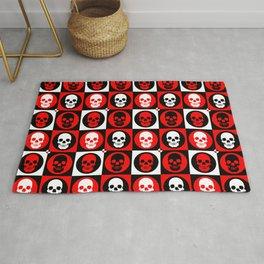 Skull Pattern | Pop Art Rug
