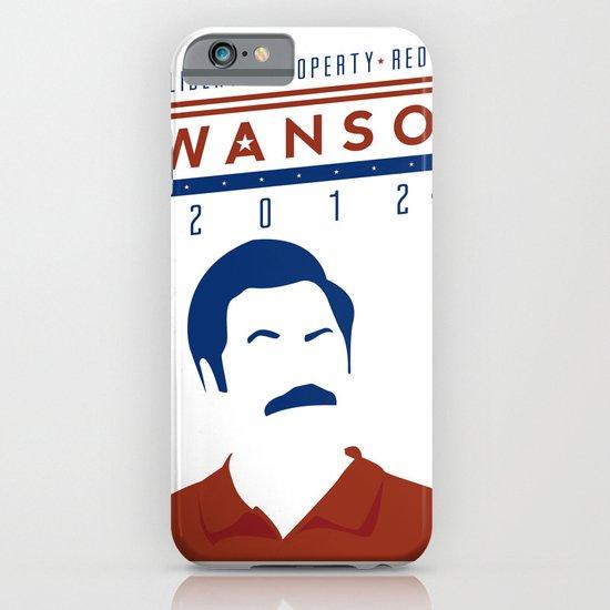Swanson 2012 iPhone & iPod Case