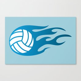 The Volleyball I Canvas Print