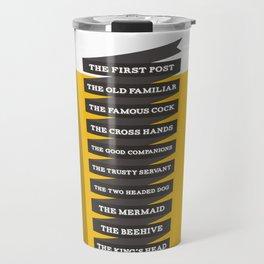 The Golden Mile Travel Mug