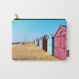 East Coast Beach Huts Carry-All Pouch