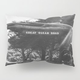 Great Ocean Road VI Pillow Sham