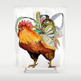 Flaunt Shower Curtain