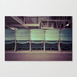 Wrigley Field Stadium Seats 2 Canvas Print