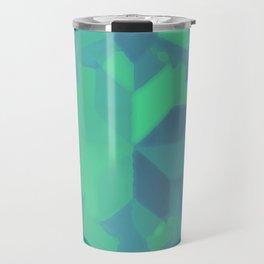 Emerald Gemstone Travel Mug