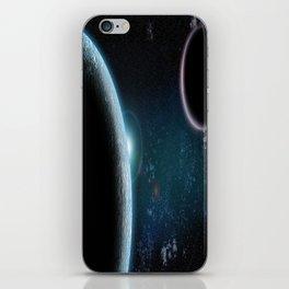 Planet X2 iPhone Skin
