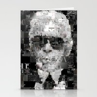 karl Stationery Cards featuring Karl Lagerfeld by Artstiles