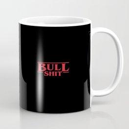 Strange Bull Coffee Mug