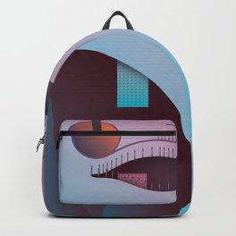 Shape mind travel Backpack