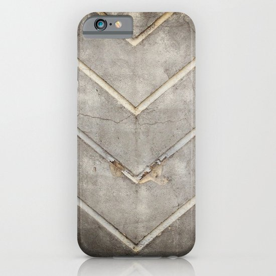 Concrete Chevron iPhone & iPod Case