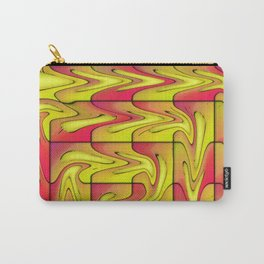 Liquefied abstract Carry-All Pouch